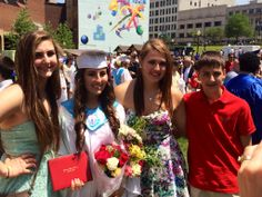 Let's all Congratulate Dr. Farian's daughter, Adriana, on her high school graduation!! Congrats!