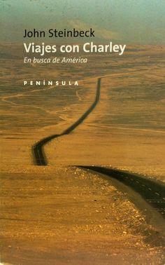 Steinbeck i el seu gos, ja grans, recorrent els Estats Units de 1962 en una caravana: algunes coses han canviat molt en 50 anys, altres no gaire. Lúcid i entranyable.