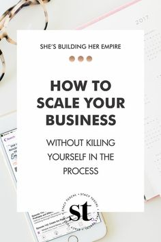 On today's show, Maggie and Stacy discuss some hot marketing strategies. Listen in and find out about what you should be focusing on in your business and learn how you can do way better by getting back to the basics and doing less. // She's Building Her Empire