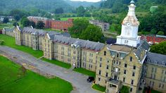 Trans-Allegheny Lunatic Asylum Weston, WV...Was here last night for a Halloween haunted house and a tour through the morgue. Hope to do an overnight tour asap! :)
