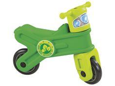 Roulant Moto Green pour les enfants de 2 à 5 ans