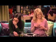 The Big Bang Theory Season 6 Gag Reel Bloopers