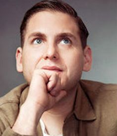 Jonah Hill- he cracks me up- I'd love to hang with him