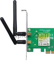 TP-LINK TL-WN881ND Kablosuz,300Mbps 2 Adt 2dBi Değiştirilebilir Antenli PCI Express Adaptör