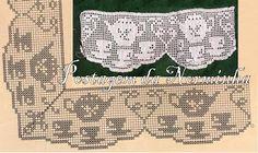 Bico Branco em Crochê -  /  White Beak Crochet -