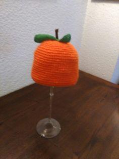 Cappellino....arancia