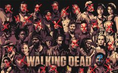 Remaining Characters The Walking Dead Wallpaper 1280 × 800 >>> Click for original size <<<