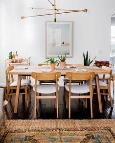 Scandinavian Dining Room Style
