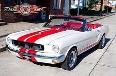 "65"" Mustang"