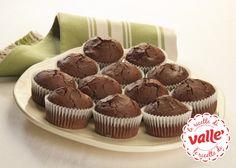 Muffins al cioccolato e peperoncino #sanvalentino #valentine #muffin