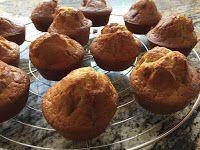 Des muffins fourrés à la confiture pour le goûter