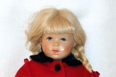 Ein Mäntelchen für Käthe Kruse-Puppen