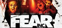NEW CLIPS FROM THE PLAYFULLY META HORROR COMEDY 'FEAR, INC'