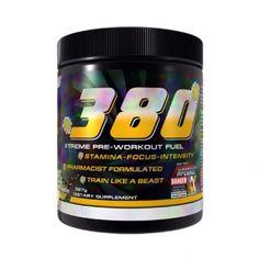 Aviva Nutrition - 380 Extreme - 327g