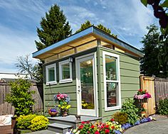 Modern Shed Solutions For Limited Living Space Storage Space Problems