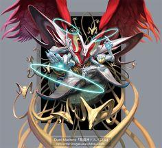 What Is Evil, Joe Madureira, Warrior 2, Weird Creatures, Monster Art, Digimon, Game Art, Character Design, Character Art