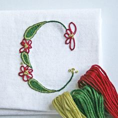 Wonderful Ribbon Embroidery Flowers by Hand Ideas. Enchanting Ribbon Embroidery Flowers by Hand Ideas. Embroidery Designs, Crewel Embroidery Kits, Embroidery Letters, Embroidery Needles, Learn Embroidery, Silk Ribbon Embroidery, Embroidery For Beginners, Embroidery Techniques, Embroidery Supplies