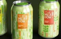 The Meadow Herbal Tea (Student Project) on Packaging of the World - Creative Package Design Gallery