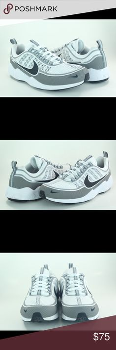 0fac04332509 Nike Air Zoom Spiridon SP Men s 12 White Ash Gray WE APPRECIATE YOUR  INTEREST! FOR