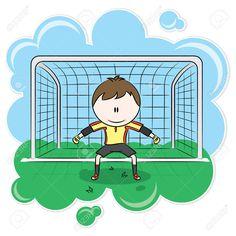 """goalie"" cartoon - Tìm với Google"