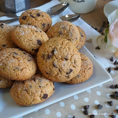 If you were to make a single batch of these cookies, it would never be enough. Biscotti Cookies, Brownie Cookies, Cupcake Cookies, Cupcakes, Italian Cookie Recipes, Italian Cookies, Cake Recipes, Dessert Recipes, Desserts