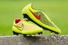 A Comprehensive Review of the Nike Magista Opus
