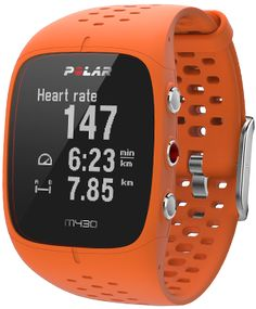 Polar M430 löparklocka med GPS och pulsmätning på handleden | Polar Sverige