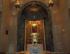 Our Lady of Czestochowa Chapel (Washington Basilica)Nostra signora di Czestochowa cappella della Basilica del Santuario nazionale dell'Immacolata concezione a Washington, D.C.
