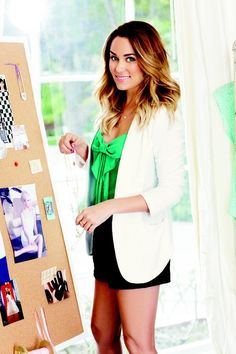 LC Lauren Conrad Collection - I LOVE her and her entire line, my whole closet is pretty much her stuff, OBSESSED.