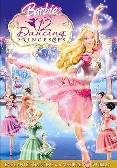 Barbie takes center stage in this exciting and magical release. Joined by 11 dancing princesses, Princess Genevieve learns a thing or two about the meaning of family as she attempts to save her father