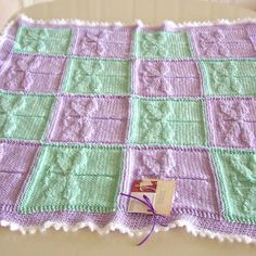 Dragonfly Sign of Life Baby Blanket Custom Order by obabydotcom