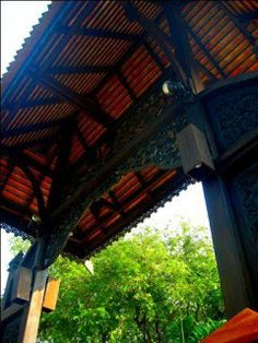 Terengganu My Heritage: Desa Ukiran Kayu Istana Tg Long, Kg Raja, Besut, Terengganu- Legasi Seni Ukir Melayu Yang Hebat