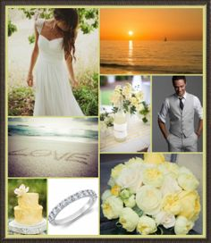 Vow renewal on Huntington beach. | Let us help you plan YOUR Vow Renewal www.PerfectDayWeddingPlanners.com