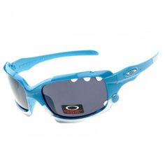 4463b2d6e8 Oakley Racing Jacket Sunglasses Red Frame Jade Iridium Lens Luxury  Sunglasses