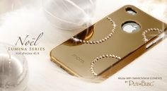 iPhone cases by more. Huge collection, some of them very gorgeous. Has both clip-on and shell protection.