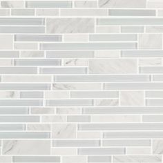 Golden Select Mosaic Wall Tiles Winter White
