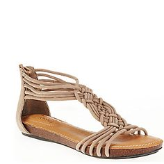 Me Too Women's Nina T-Strap Sandals :: Women's Shoes :: Casual Sandals :: FootSmart