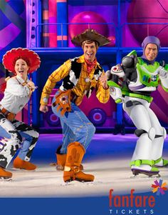 Disney on Ice: Follow your Heart- Tickets on sale now!