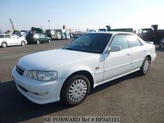 Used 1998 HONDA / Inspire (E-UA1) / A/C, PowerSteering, PowerWindow, AirBag / Mileage:113,863km / Steering:Right / Color:White http://niji7.com/maker/honda/model/inspire/id/449744 #usedcars #beforward