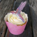 An Ode to Summer: Hummingbird Cupcakes Hummingbird Cupcakes are packed with fruity goodness; you'll be all a-flutter with excitement after one bite of this scrumptious fruity summer concoction!