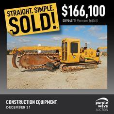Purple Wave Auction (@purplewave) / Twitter Heavy Duty Trucks, Used Equipment, Used Trucks, Sale Promotion, Online Marketing, Tractors, Online Business, Auction
