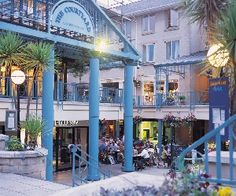 The Courtyard in Montpellier