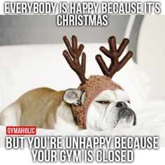 So true on Christmas Eve night, and all of Christmas.