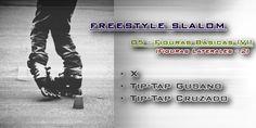 Si quieres progresar en el Freestyle Slalom  necesitas conocer algunas figuras laterales adicionales: X, Tip-Tap Gusano y Tip-Tap Cruzado. Descubrelas aquí. photo by: Martin Le Roy https://www.flickr.com/photos/mlr654/2677128984