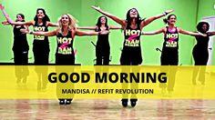 """Good Morning"" || Mandisa || Dance Fitness || REFIT® Revolution"
