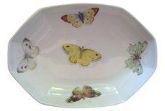 Bernardaud   Limoges Butterfly Bowl on OneKingsLane.com