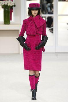 El desfile de Chanel Otoño Invierno 2016/17, foto a foto.