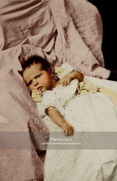 Princesse Alix de Hesse by VelkokneznaMaria.deviantart.com on @deviantART