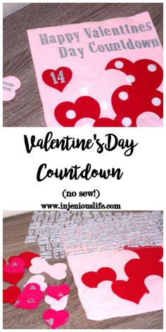 Valentines Day Count