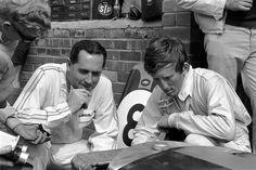 Jack Brabham & jochen Rindt saison 1968 - Formula 1